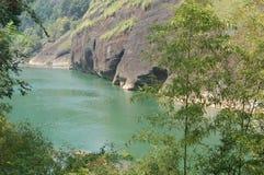 WuYiShan mountain Royalty Free Stock Photo