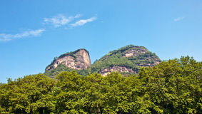 Wuyishan Scenery Stock Photos