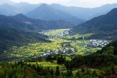 Wuyuan στοκ εικόνες