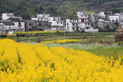 Wuyuan County in China Stock Photo