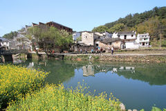 Wuyuan County in China Stock Images
