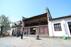 Wuyuan County in China Royalty Free Stock Images