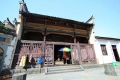 Wuyuan County in China Stock Photos