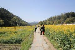 Wuyuan County in China Stock Image