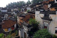 Wuyuan County, Jiangxi, China Royalty Free Stock Images