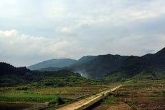 Wuyuan County, Jiangxi Stock Photos