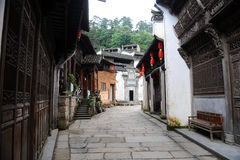 Wuyuan County, Jiangxi Royalty Free Stock Photo