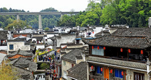 Wuyuan County Stock Images