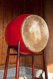 Wuyuan drum Stock Photography