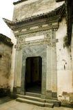 Wuyuan Grafschaft, Porzellan, Huizhou-Architektur Lizenzfreie Stockfotografie