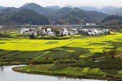 Wuyuan, porcelaine : horizontal rural images libres de droits