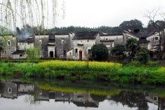 Wuyuan wioska Zdjęcia Stock