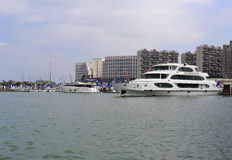 Wuyuanwan jachtu port Obrazy Royalty Free