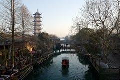 Wuzhen中国 库存图片