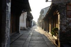 Wuzhen中国 库存照片
