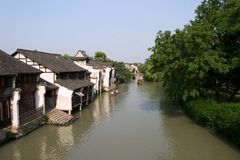 Wuzhen Royalty Free Stock Photo