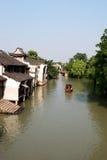 Wuzhen 图库摄影