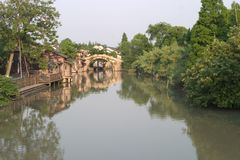 Wuzhen Royalty Free Stock Image