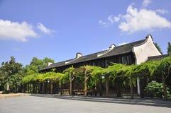 Wuzhen镇 免版税图库摄影