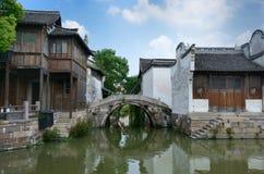 Κίνα Wuzhen Στοκ φωτογραφίες με δικαίωμα ελεύθερης χρήσης