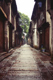 Wuzhen Στοκ Φωτογραφία