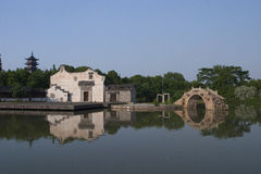 Wuzhen Photographie stock