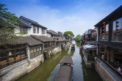Wuzhen Royalty-vrije Stock Foto