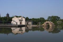 Wuzhen. A of ancient town of wuzhen in Zhejiang Province, China Stock Photography