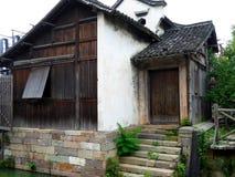 Wuzhen buildings Stock Photo
