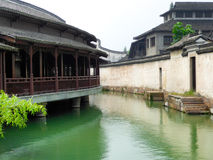 Wuzhen buildings Royalty Free Stock Photo