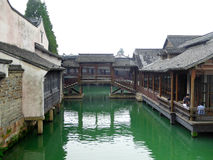 Wuzhen buildings Royalty Free Stock Photos