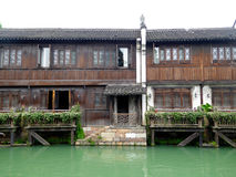 Wuzhen buildings Royalty Free Stock Image