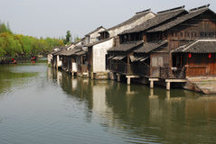 Wuzhen, China royalty-vrije stock foto