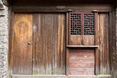 Wuzhen, China stockfoto