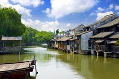 Wuzhen, China stock photo