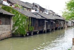 Wuzhen, Cina Fotografia Stock Libera da Diritti