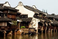 Wuzhen Town Stock Photography