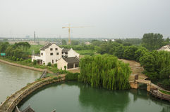 Wuzhen Water Town royalty free stock photos