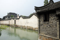 Wuzhen Water Town stock images