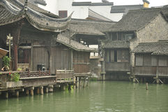 Wuzhen Water Town royalty free stock photo