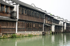 Wuzhen Water Town royalty free stock image