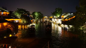 Wuzhen water village Stock Photography
