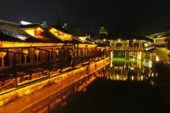 Wuzhen West Scenic Zone Stock Photography