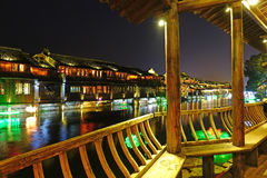 Wuzhen West Scenic Zone Royalty Free Stock Photography