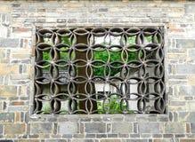 Wuzhen window Stock Photos