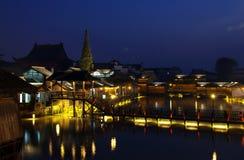 Wuzhen_Xizha_3 Lizenzfreies Stockbild