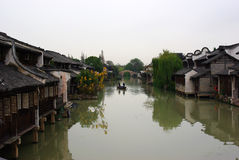 Wuzhen_Xizha_5 Stock Images
