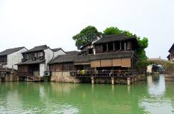 Wuzhengebouwen Stock Fotografie