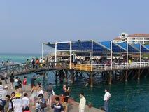 Wuzhizhou Island in Hainan Royalty Free Stock Photos