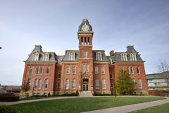 WVU-Campus - Morgantown, West Virginia Stockfoto
